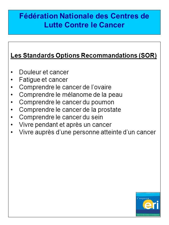 Fédération Nationale des Centres de Lutte Contre le Cancer