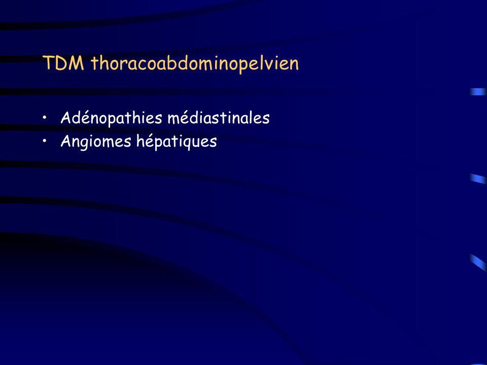TDM thoracoabdominopelvien