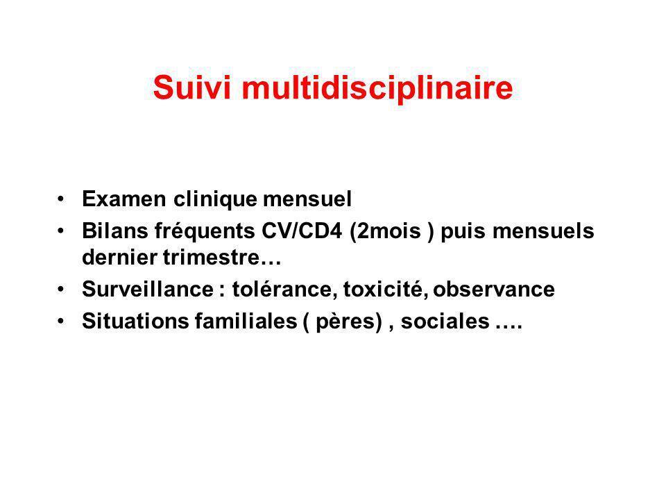 Suivi multidisciplinaire