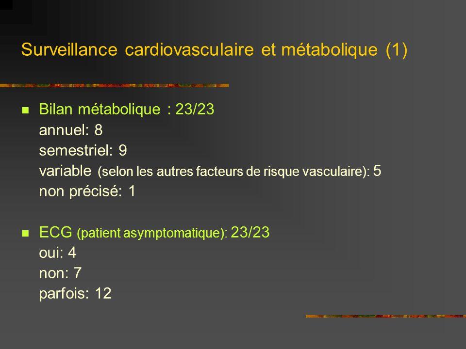 Surveillance cardiovasculaire et métabolique (1)