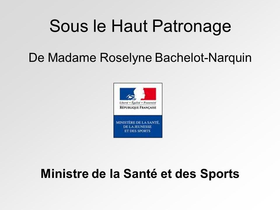 Ministre de la Santé et des Sports