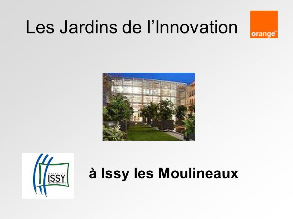 Les Jardins de l'Innovation