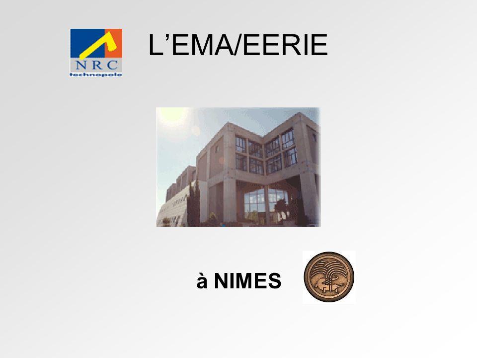 L'EMA/EERIE à NIMES