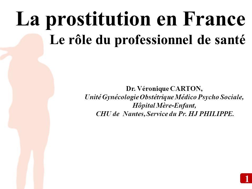 CHU de Nantes, Service du Pr. HJ PHILIPPE.