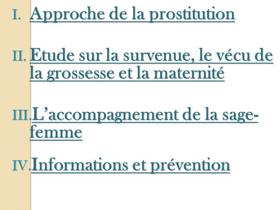 Approche de la prostitution