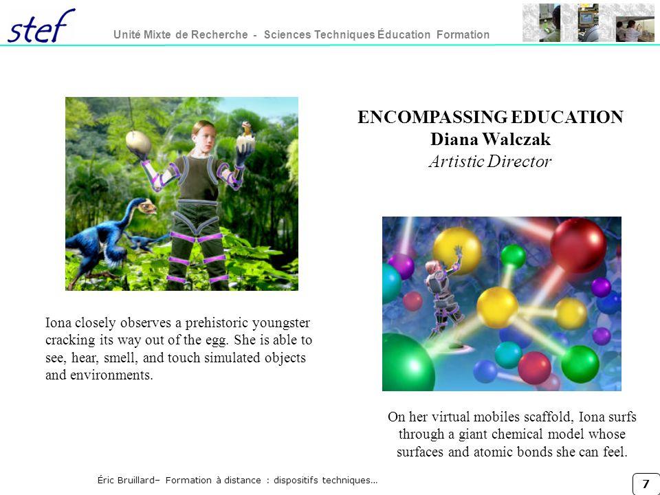 ENCOMPASSING EDUCATION