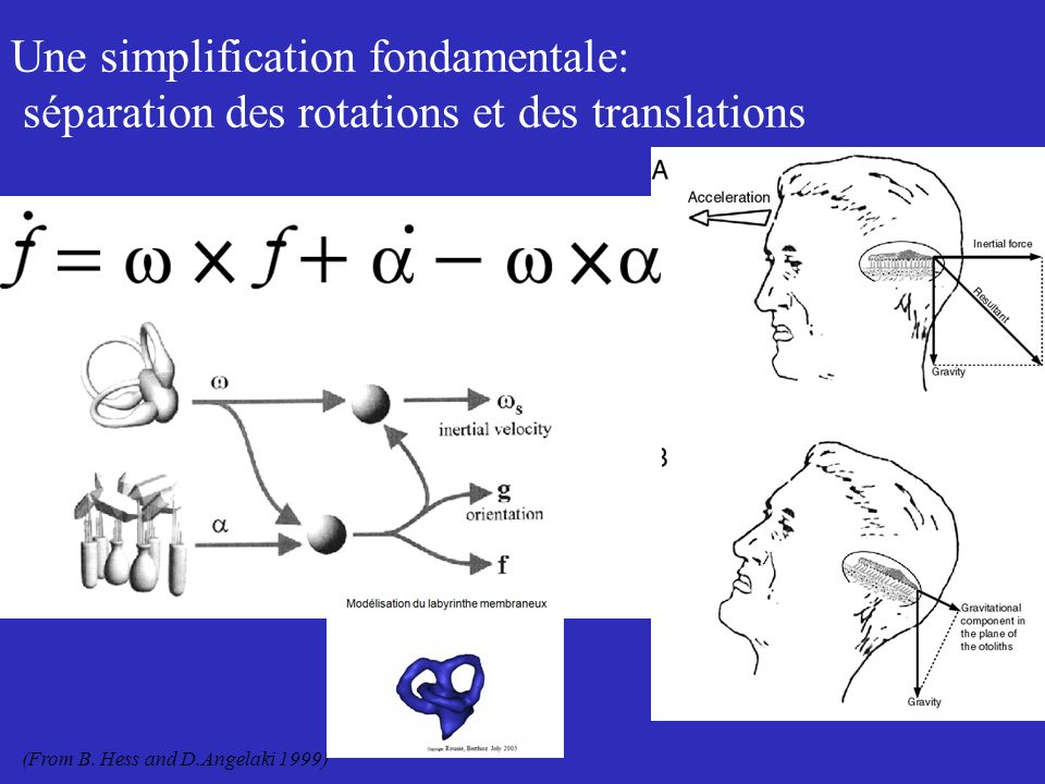 Une simplification fondamentale: