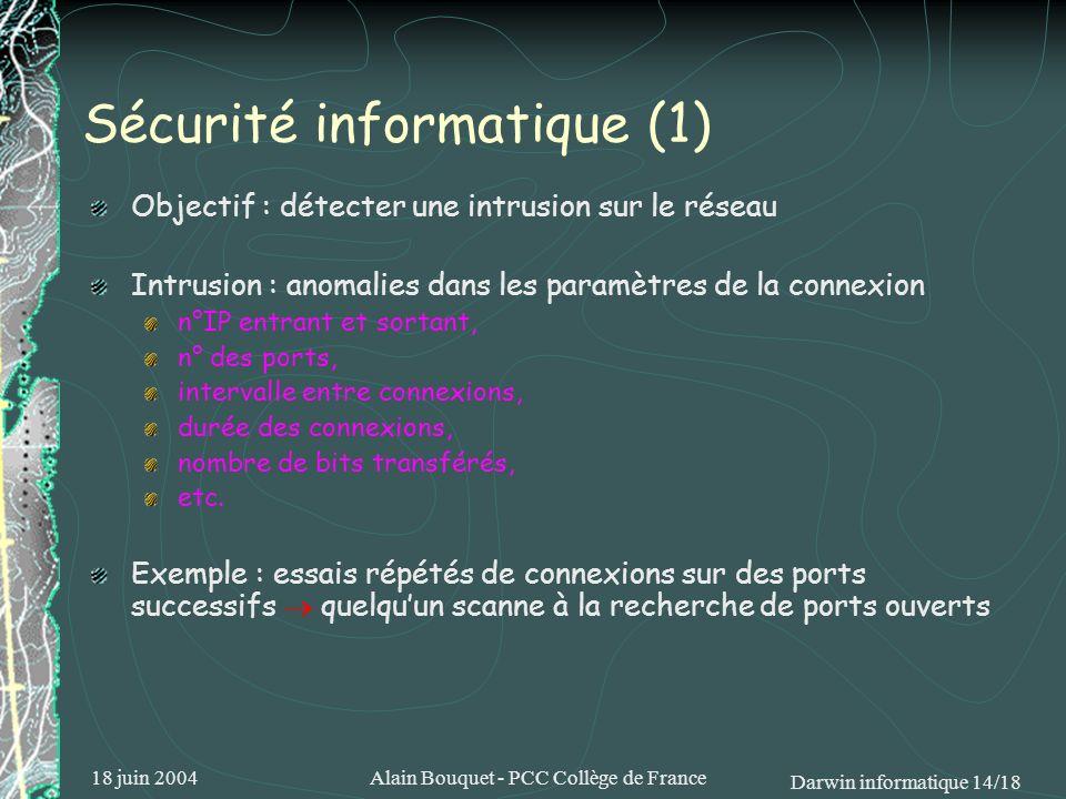 Sécurité informatique (1)