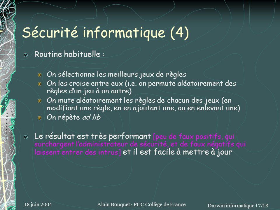 Sécurité informatique (4)
