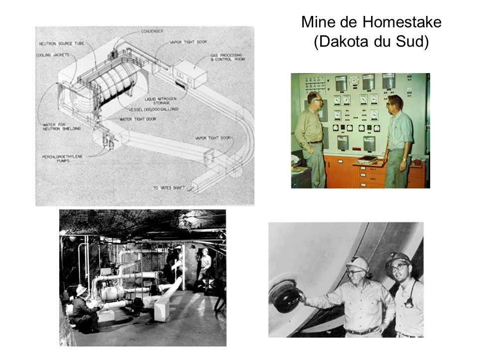 Mine de Homestake (Dakota du Sud)