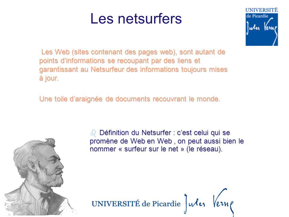 Les netsurfers