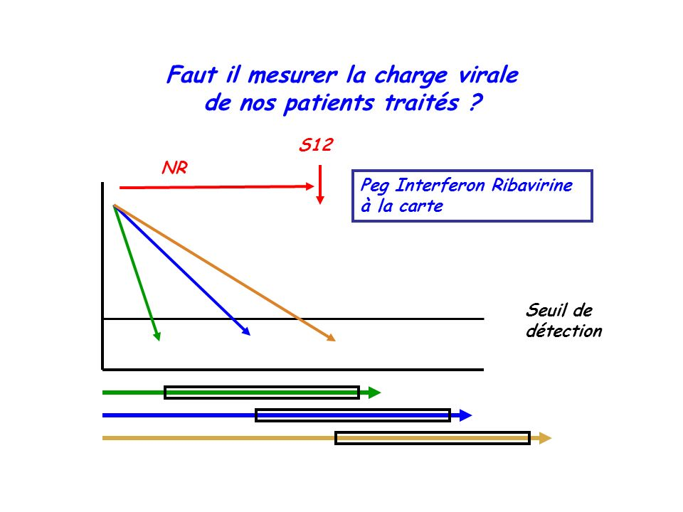 Faut il mesurer la charge virale de nos patients traités