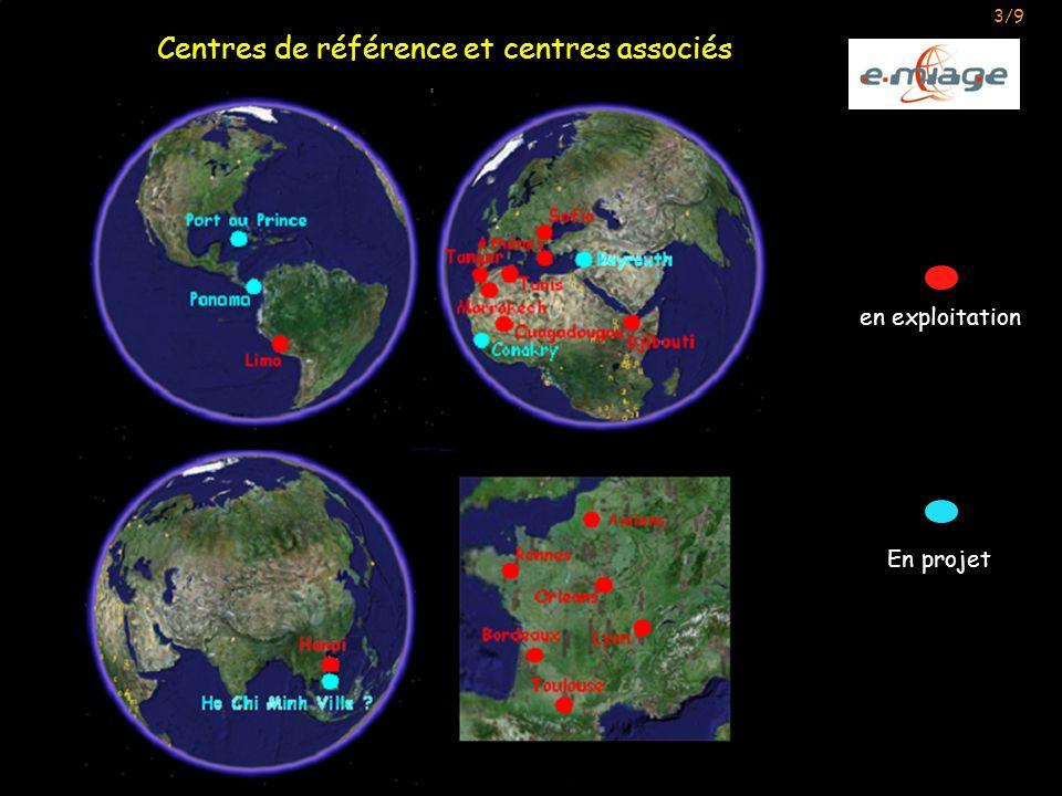 Centres de référence et centres associés