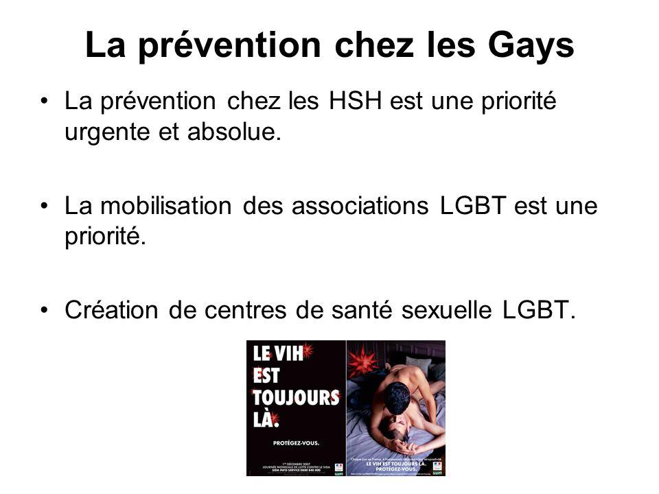 La prévention chez les Gays