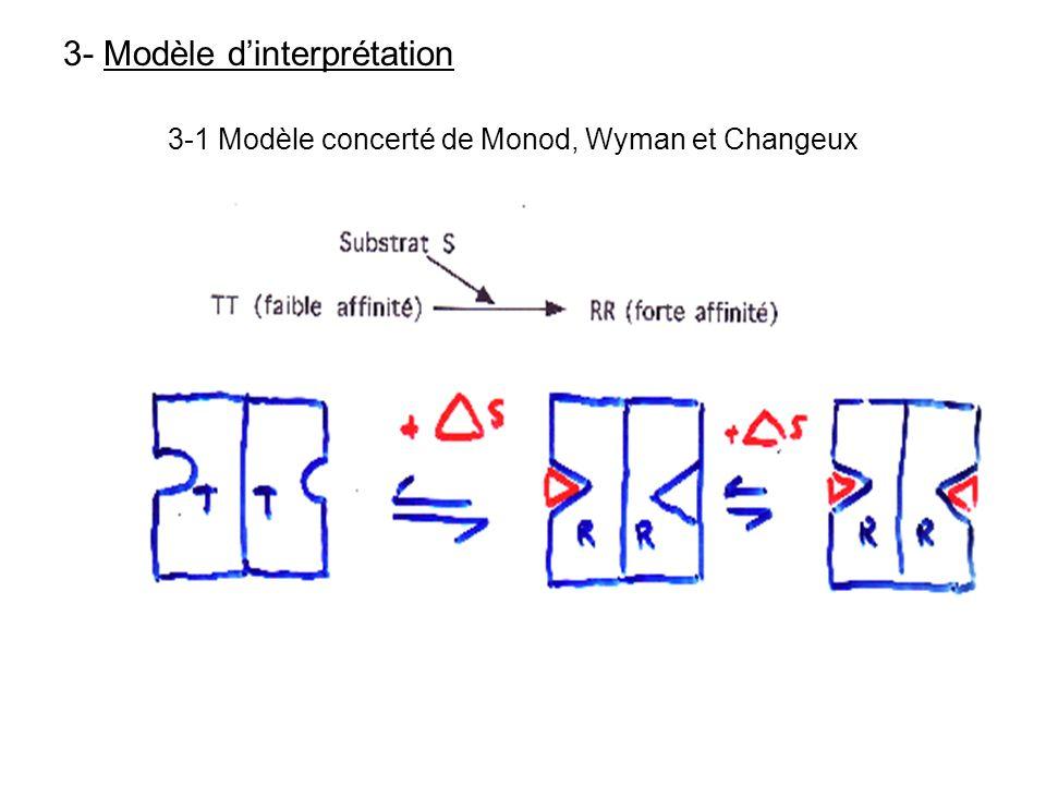 3- Modèle d'interprétation