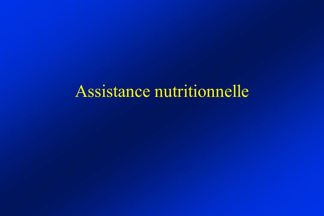 Assistance nutritionnelle