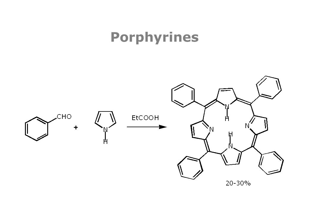 Porphyrines
