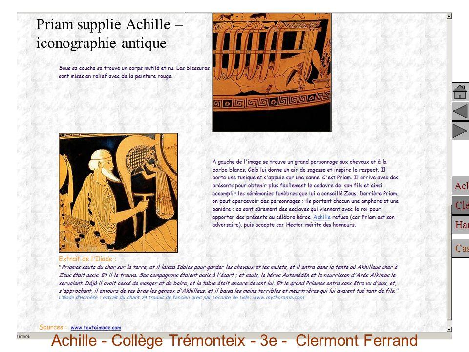 Iconographie antique et moderne