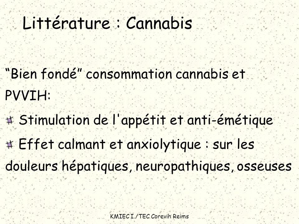 Littérature : Cannabis