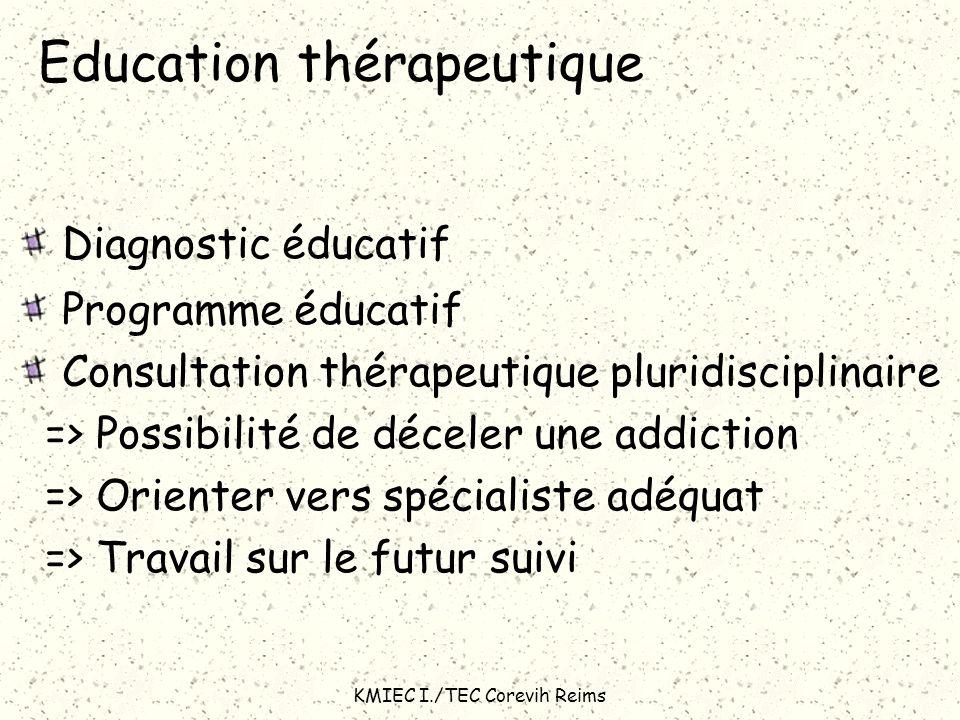 Education thérapeutique