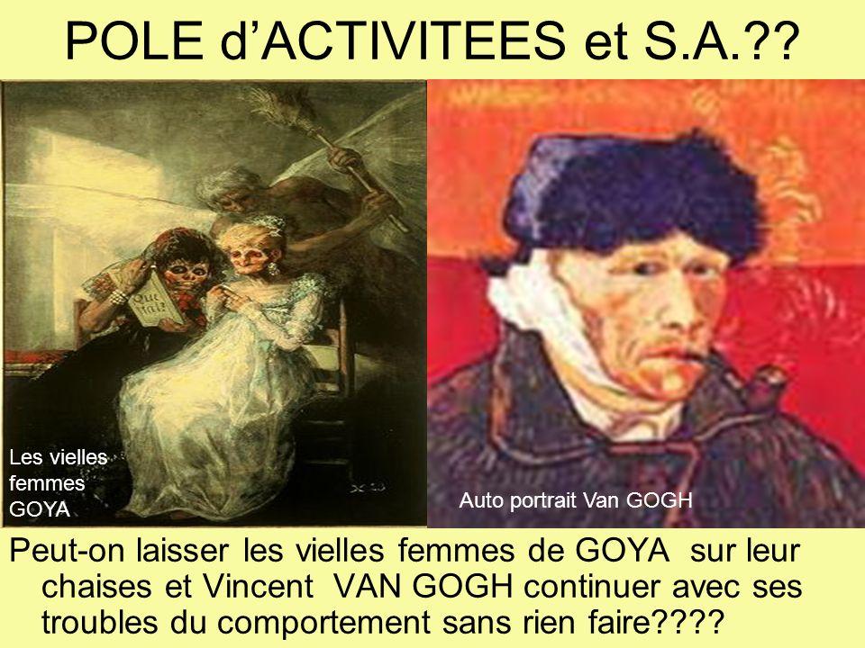 POLE d'ACTIVITEES et S.A.