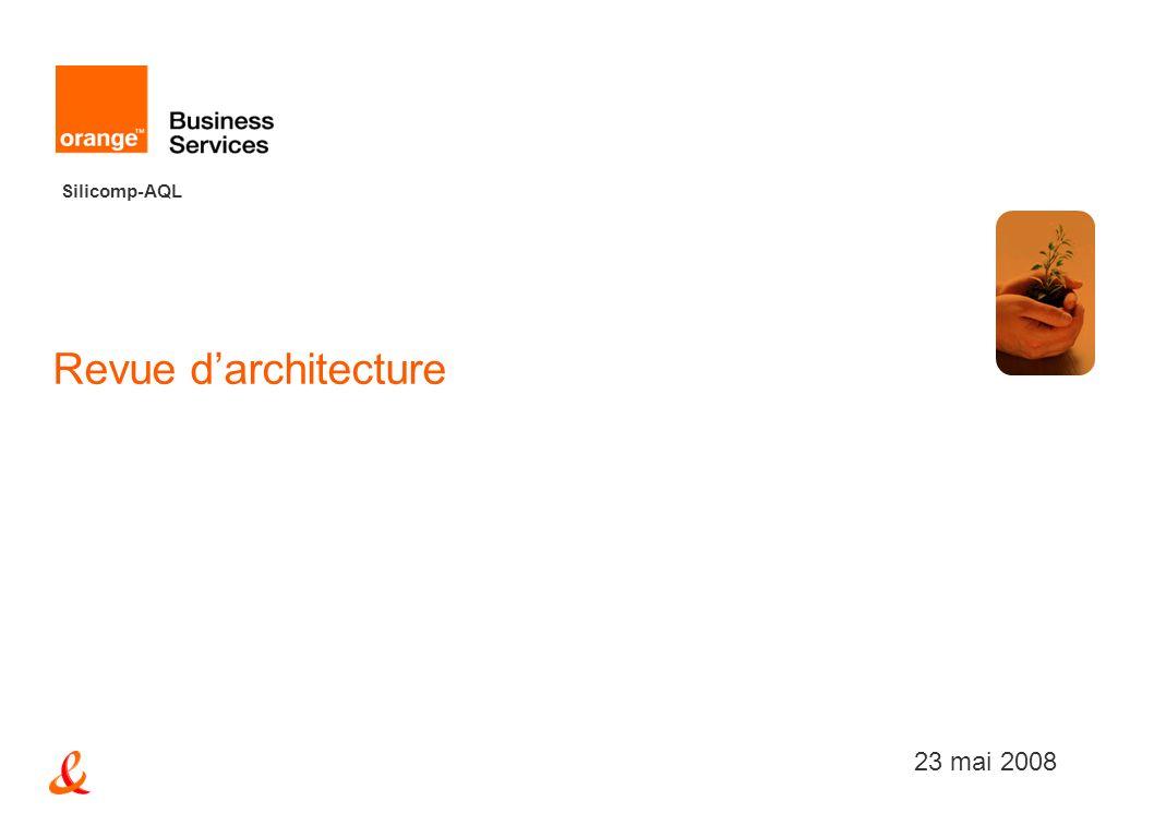 Revue d'architecture 23 mai 2008
