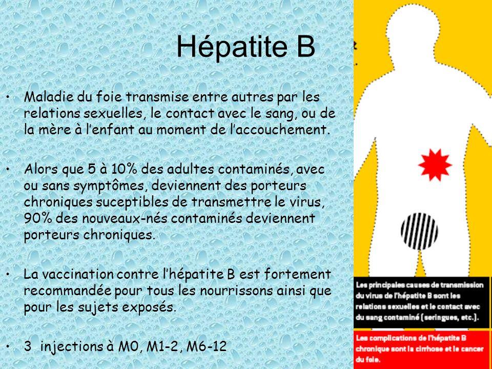 Hépatite B