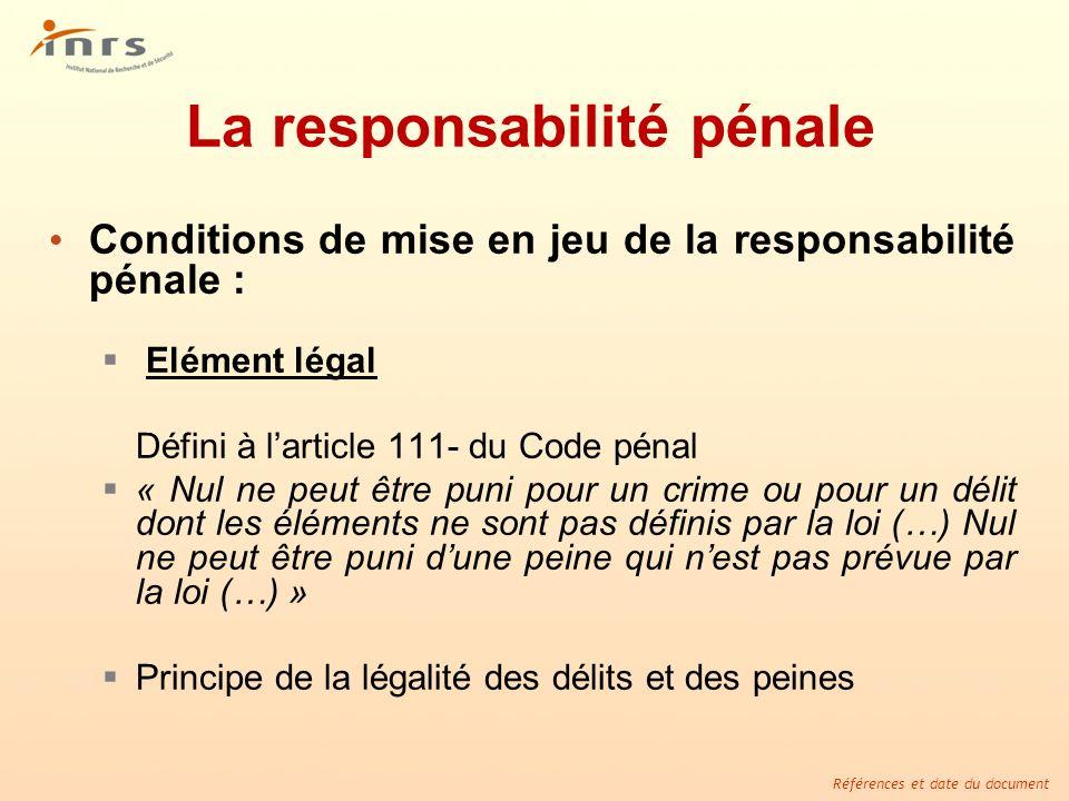 Responsabilit des diff rents acteurs de l enseignement - Coups et blessures volontaires code penal ...