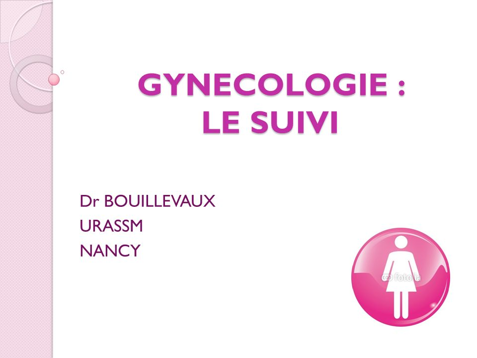 Dr BOUILLEVAUX URASSM NANCY