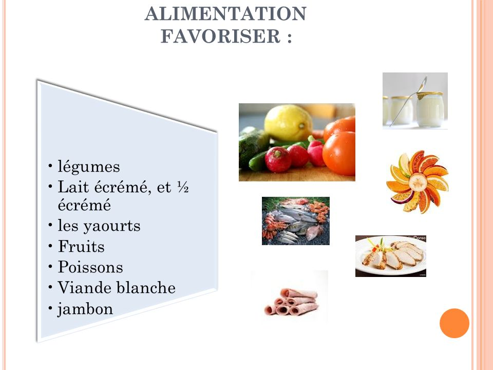 ALIMENTATION FAVORISER :