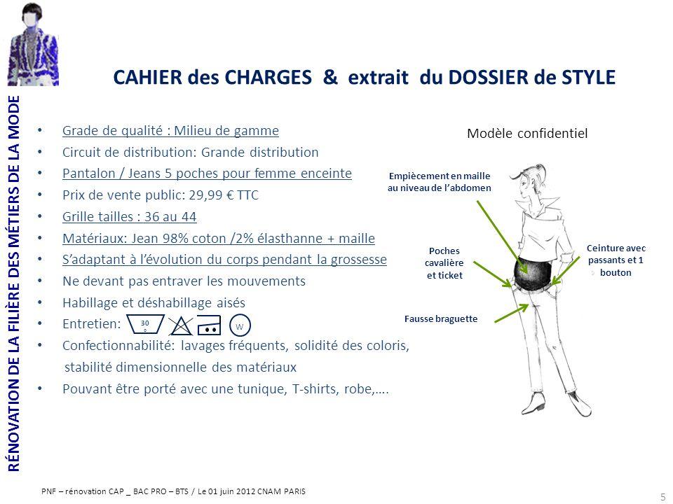 Construction et d finition du produit en cao ppt t l charger - Definition de cahier de charge ...