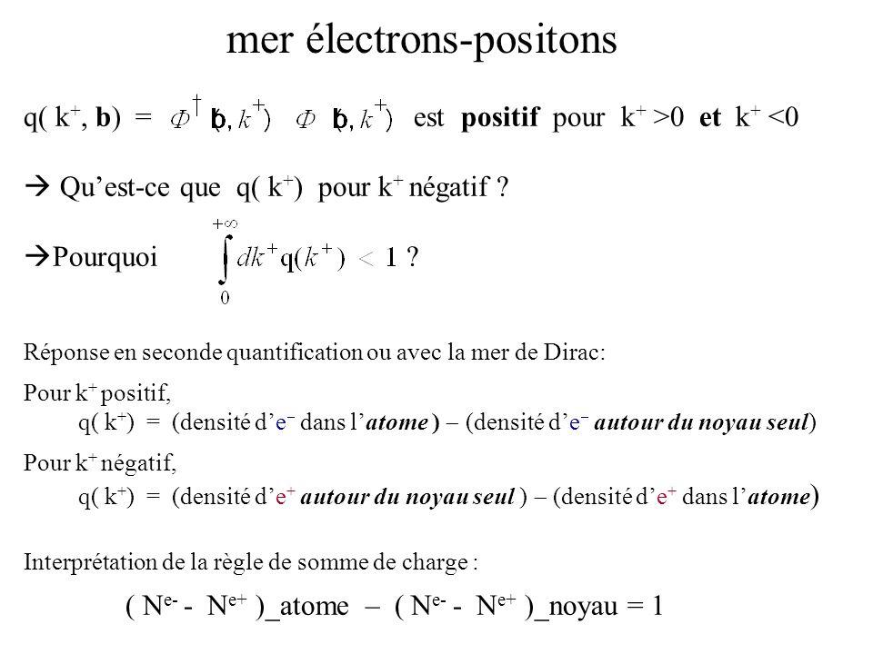 mer électrons-positons