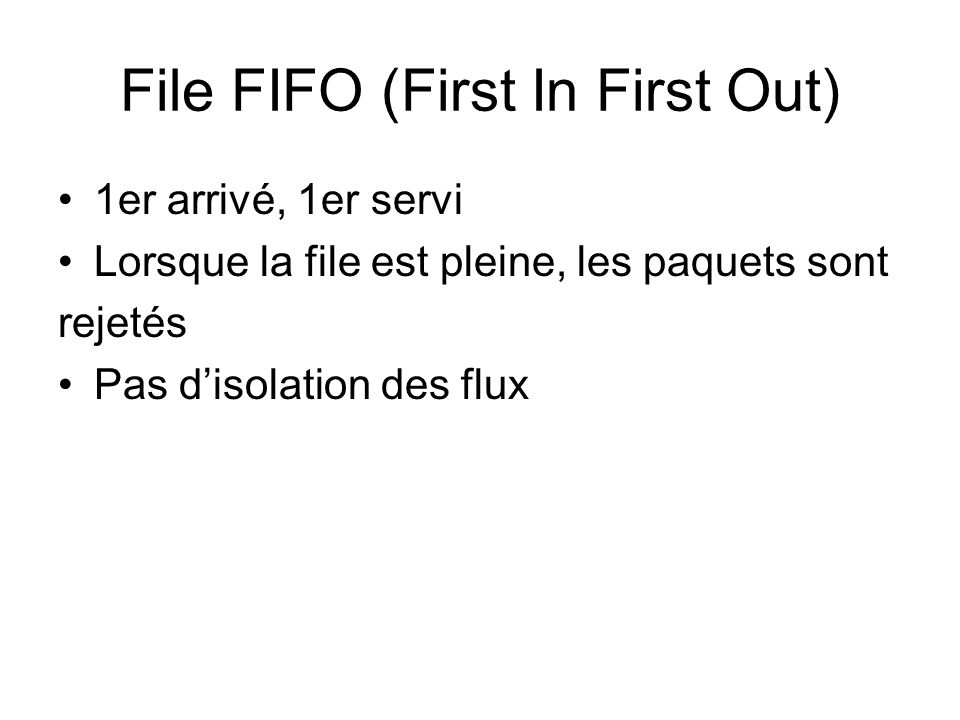 File FIFO (First In First Out)