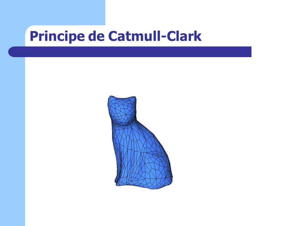 Principe de Catmull-Clark