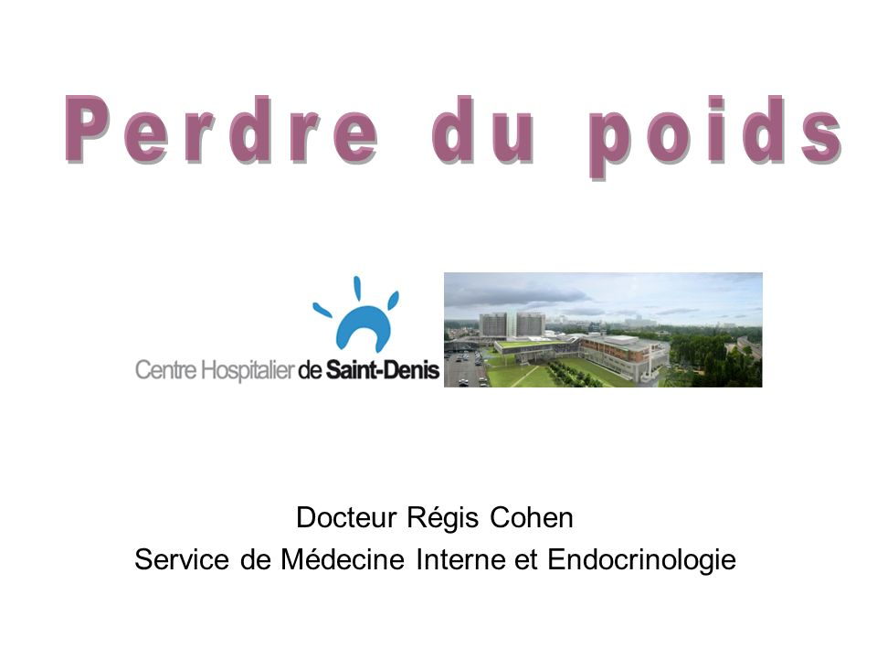 Service de Médecine Interne et Endocrinologie