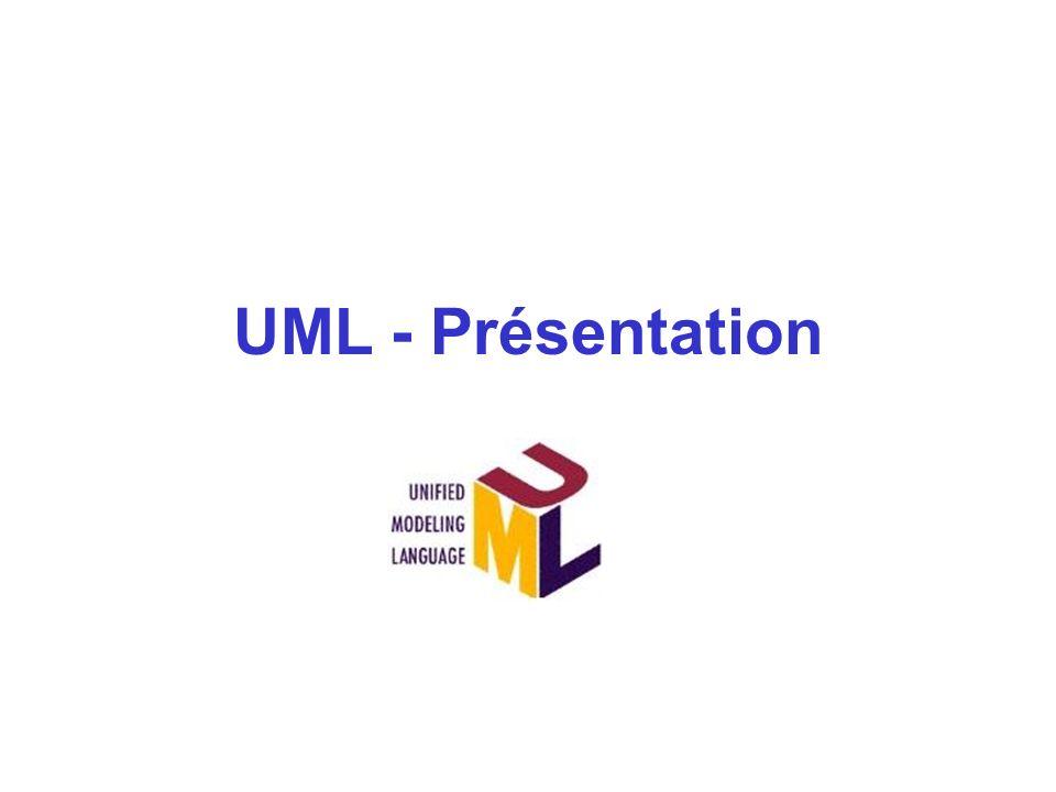 UML - Présentation