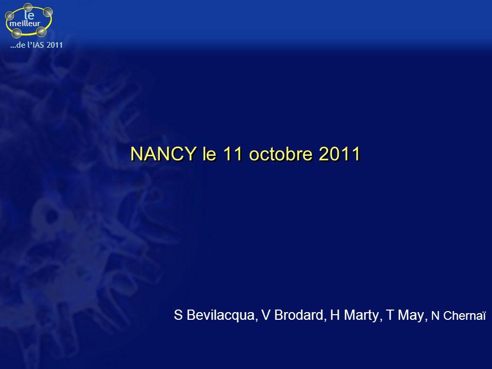 S Bevilacqua, V Brodard, H Marty, T May, N Chernaï
