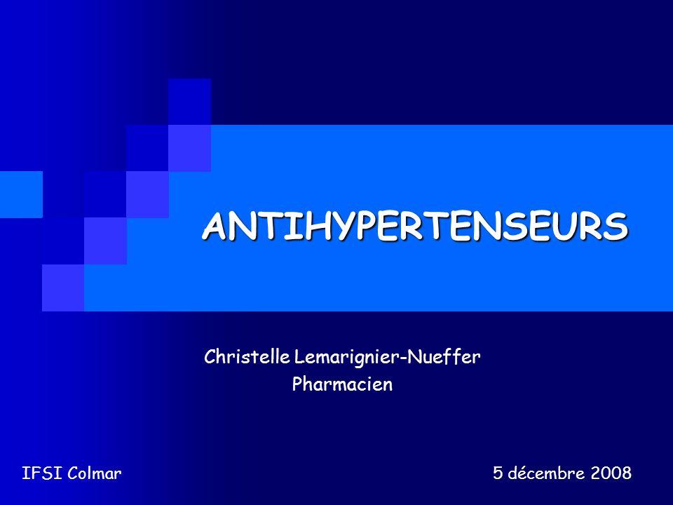 Christelle Lemarignier-Nueffer Pharmacien