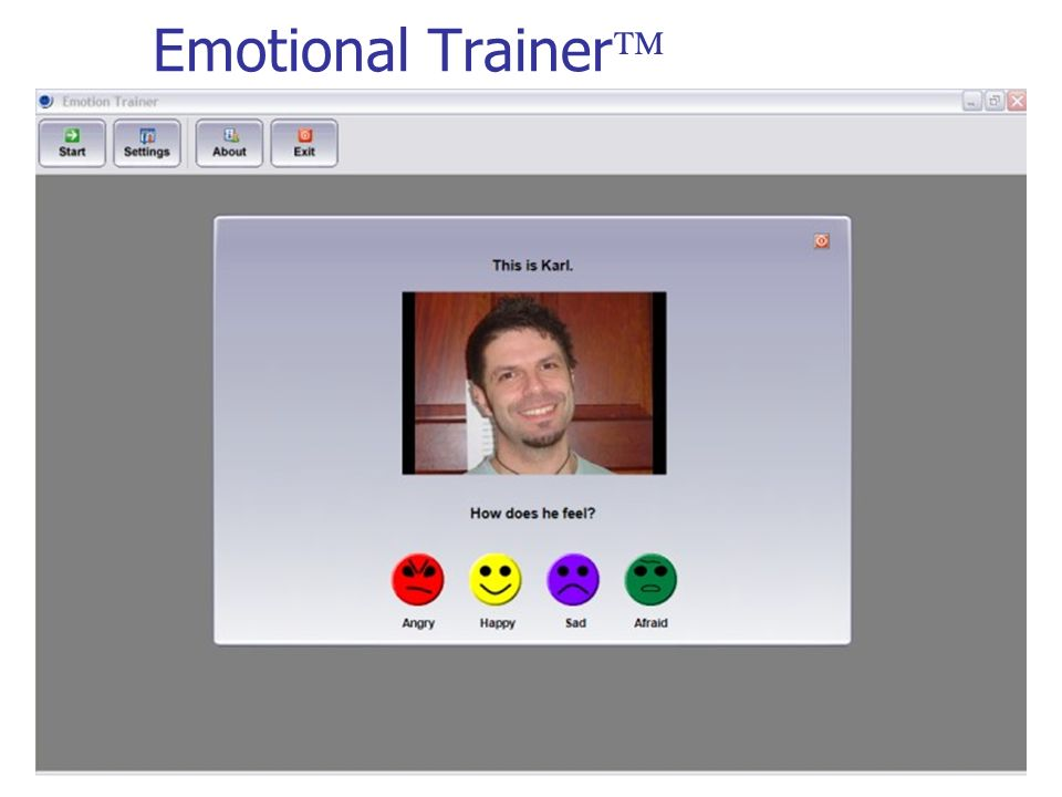 Emotional Trainer