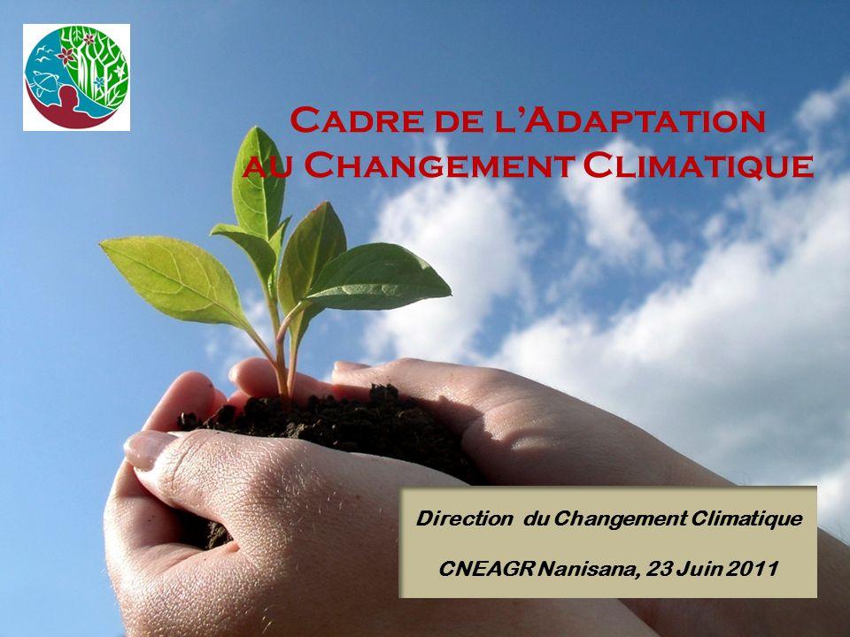 Direction du Changement Climatique