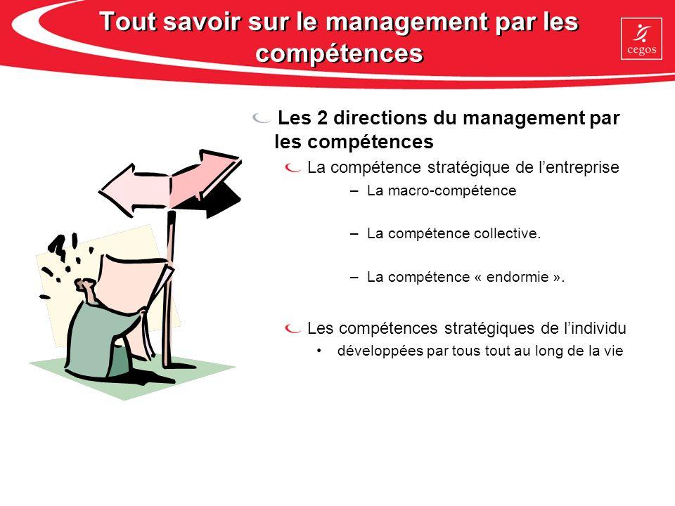 Tout savoir sur le management par les compétences