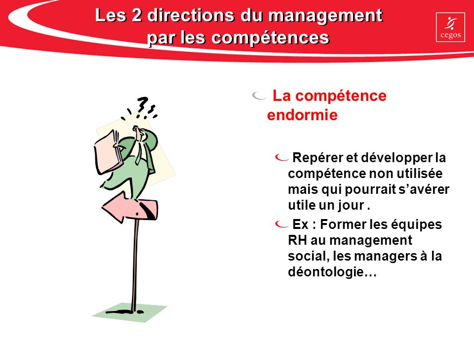 le management par les comp u00e9tences