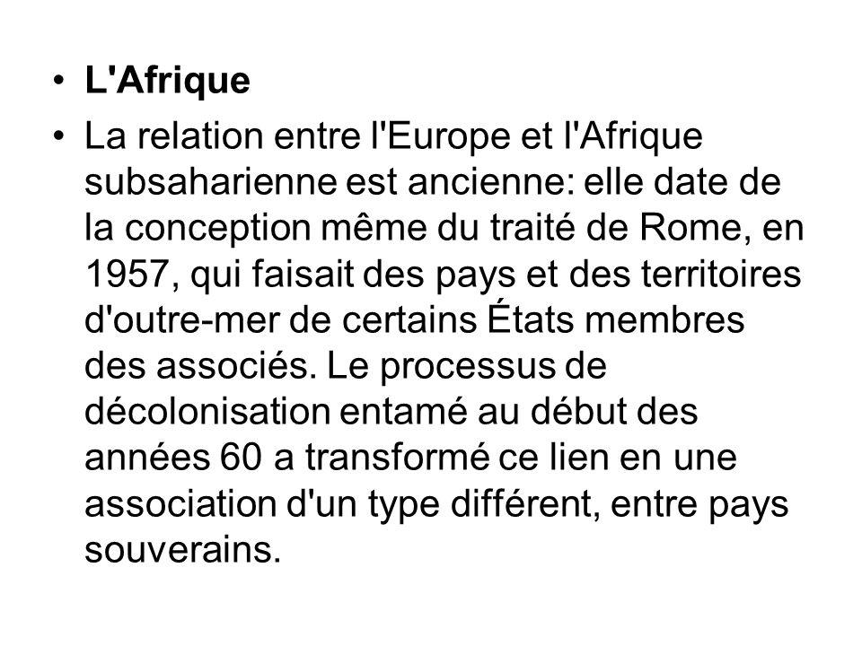 L Afrique