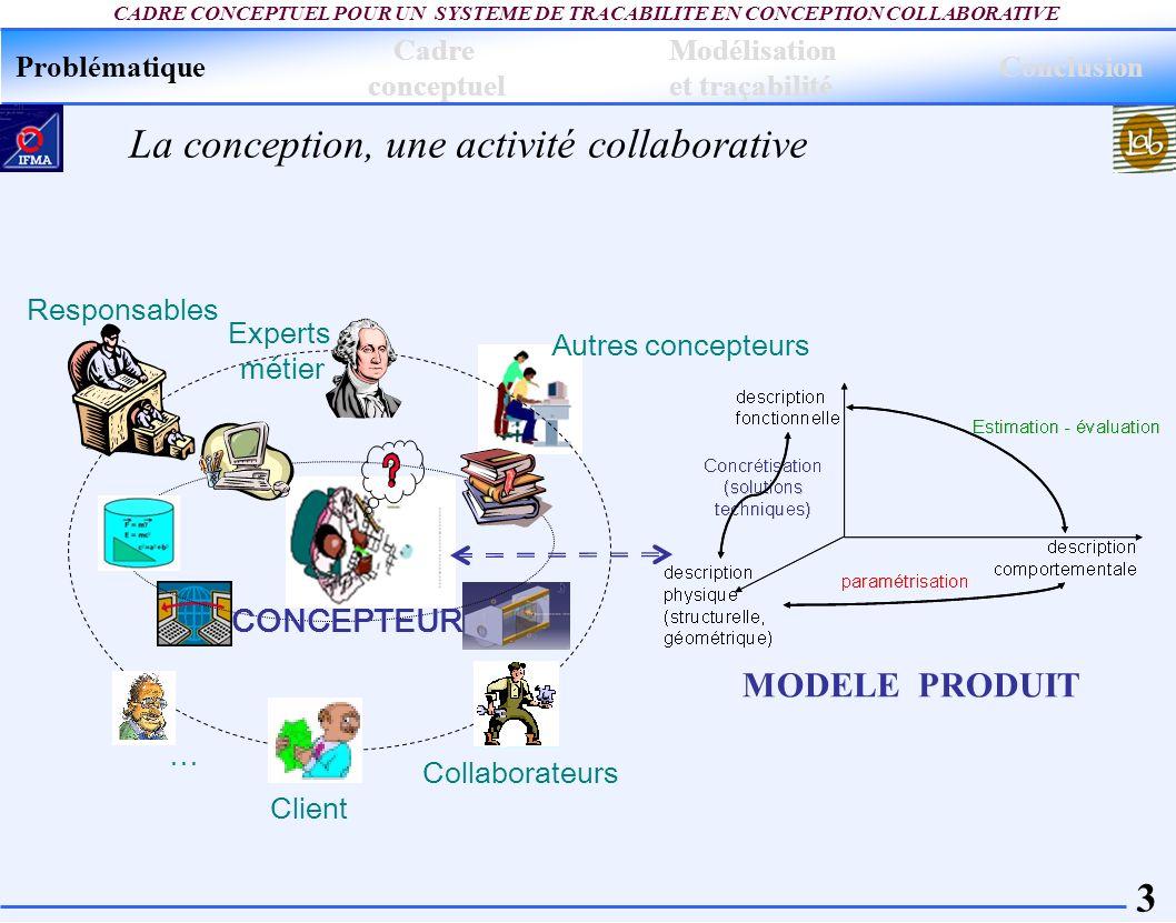 La conception, une activité collaborative