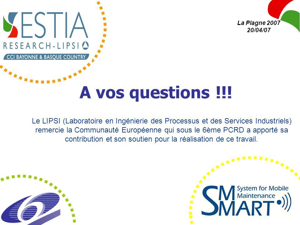 La Plagne 2007 20/04/07 A vos questions !!!