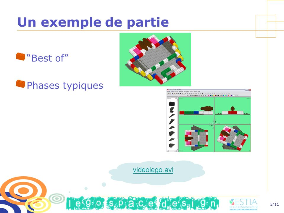Un exemple de partie Best of Phases typiques videolego.avi