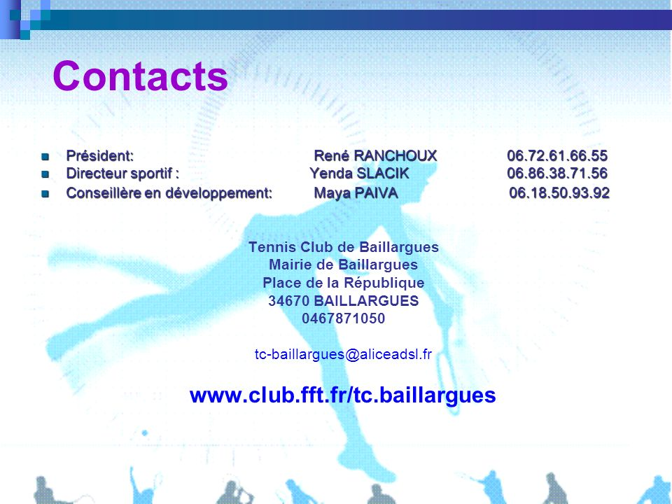 Tennis Club de Baillargues