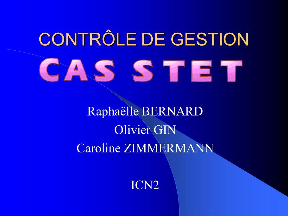 Raphaëlle BERNARD Olivier GIN Caroline ZIMMERMANN ICN2