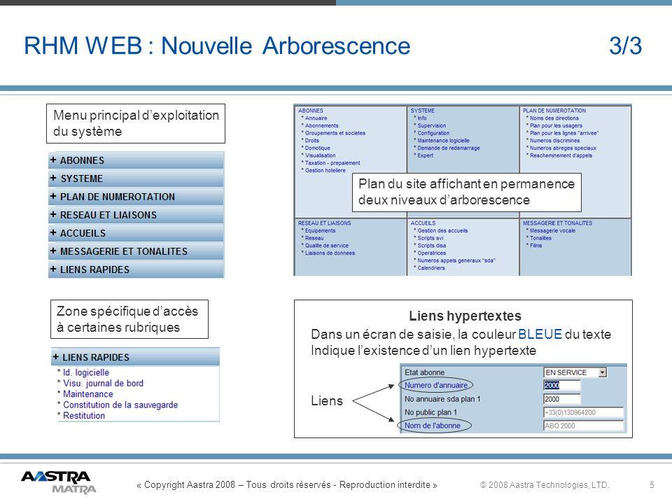 RHM WEB : Nouvelle Arborescence 3/3