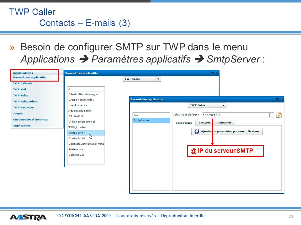TWP Caller Contacts – E-mails (3)